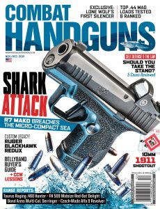 Combat Handguns – November-December 2021