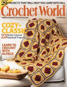 Crochet World – October 2021
