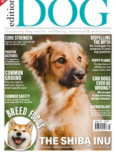 Edition Dog – Issue 35 – August 2021
