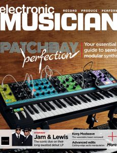 Electronic Musician – October 2021