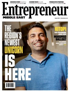 Entrepreneur Middle East – August 2021