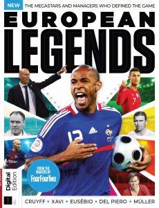 European Legends – First Edition, 2021