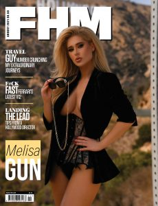 FHM USA – August 2021