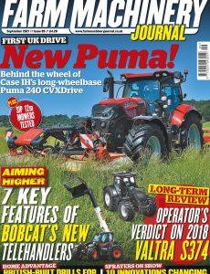 Farm Machinery Journal – Issue 89 – September 2021
