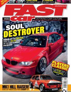 Fast Car – September 2021