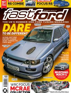 Fast Ford – Issue 438 – September 2021
