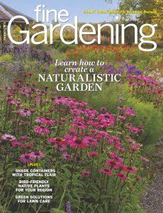 Fine Gardening – October 2021