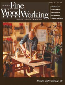 Fine Woodworking – October 2021