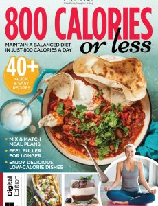 Fit & Well 800 Calories or Less – 2nd Edition, 2021