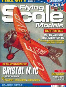 Flying Scale Models – September 2021