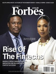 Forbes Africa – August 2021