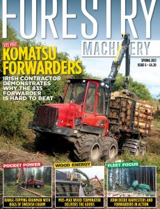 Forestry Machinery – Spring 2021