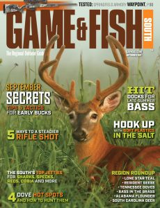 Game & Fish South – September 2021