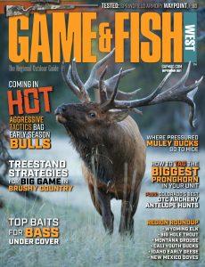 Game & Fish West – September 2021