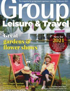 Group Leisure & Travel – January-February 2021