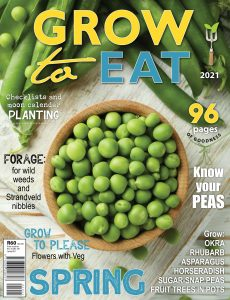 Grow to Eat – March 2021