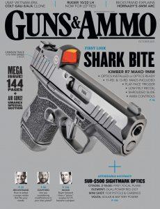 Guns & Ammo – October 2021
