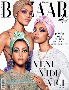 Harper's Bazaar Singapore – August 2021