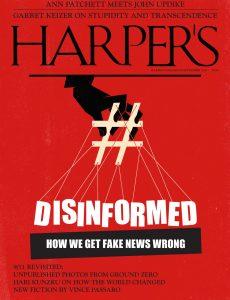 Harper's Magazine – September 2021