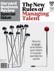 Harvard Business Review OnPoint – July 2021