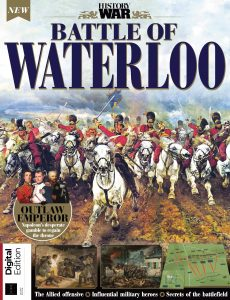 History of War Battle of Waterloo – 3rd Edition, 2021