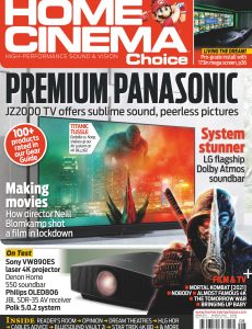 Home Cinema Choice – August 2021