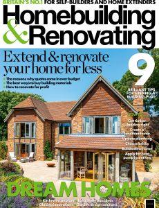 Homebuilding & Renovating – October 2021