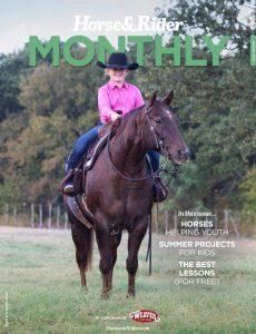 Horse & Rider USA – August 2021