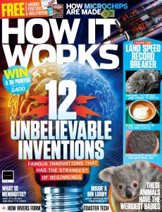 How It Works – Issue 154, 2021