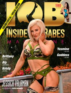 IOB Inside Out Babes – July 2021