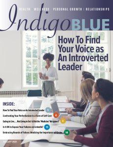 IndigoBlue Magazine – August 2021