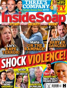 Inside Soap UK – 21 August 2021