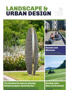 Landscape & Urban Design – September-October 2021