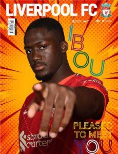 Liverpool FC Magazine – September 2021
