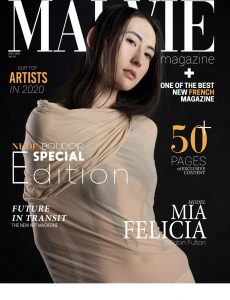 MALVIE Magazine – NUDE and Boudoir Special Edition – Vol 03 May 2020