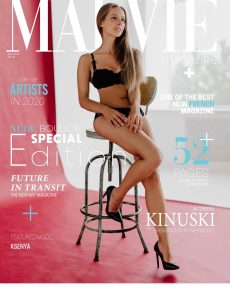 MALVIE Magazine – NUDE and Boudoir Special Edition – Vol 05 May 2020