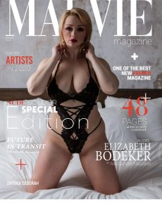 MALVIE Magazine – NUDE and Boudoir Special Edition – Vol 06 May 2020