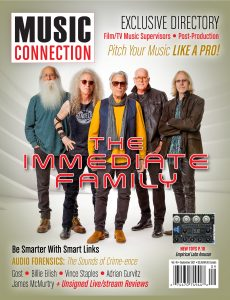 Music Connection – September 2021