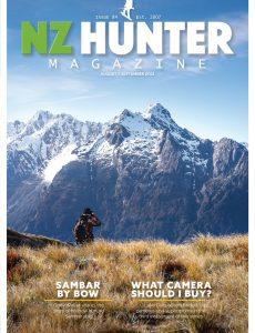 NZ Hunter – August 2021