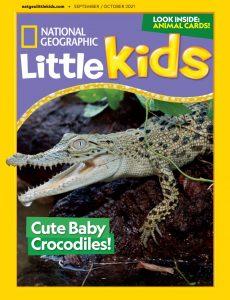 National Geographic Little Kids – September 2021
