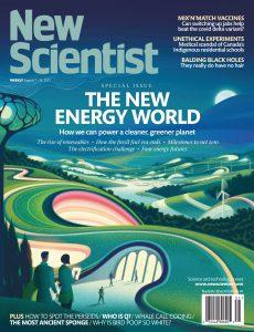 New Scientist – August 07, 2021