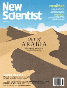 New Scientist – August 21, 2021