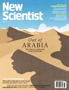 New Scientist International Edition – August 21, 2021