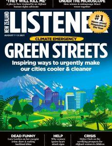 New Zealand Listener – August 07, 2021