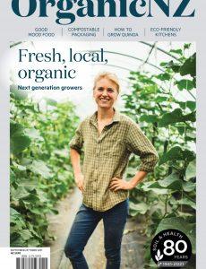 Organic NZ – September 2021