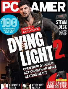 PC Gamer UK – October 2021
