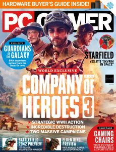 PC Gamer USA – October 2021