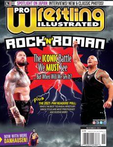 Pro Wrestling Illustrated – November 2021