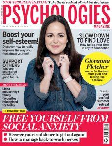 Psychologies UK – September 2021