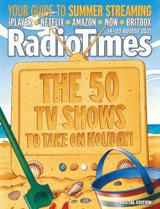 Radio Times – 14 August 2021